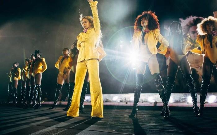 Beyoncé's Best On Stage Looks
