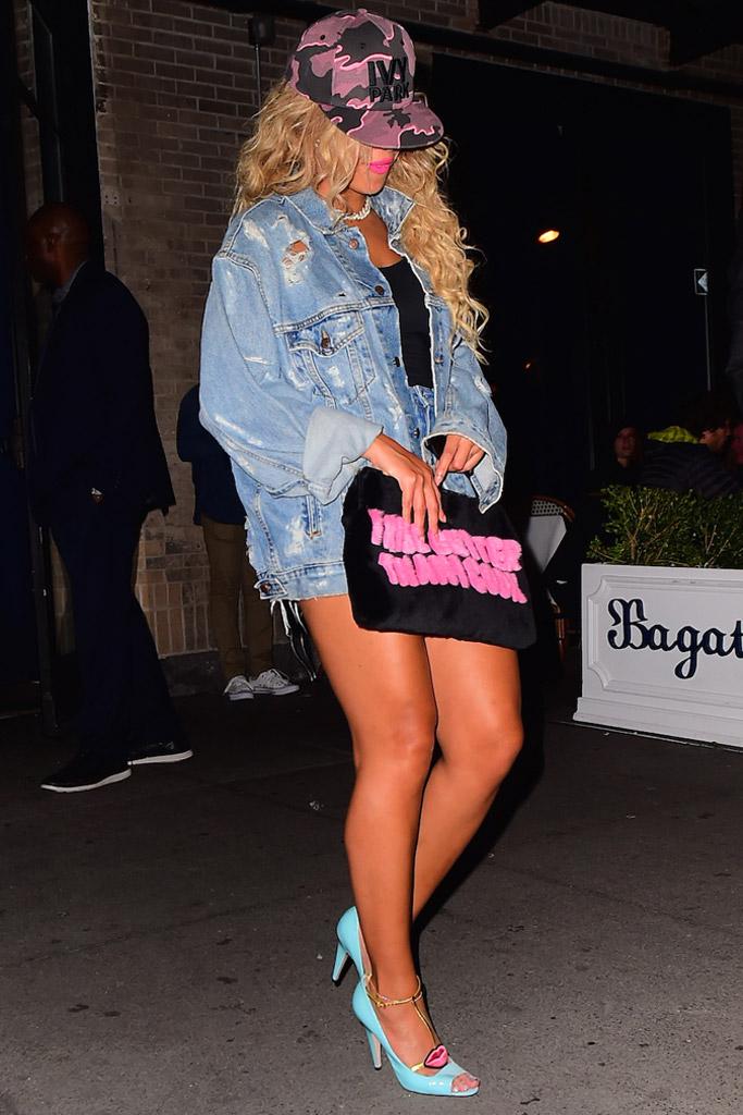 Beyoncé Gucci Shoes