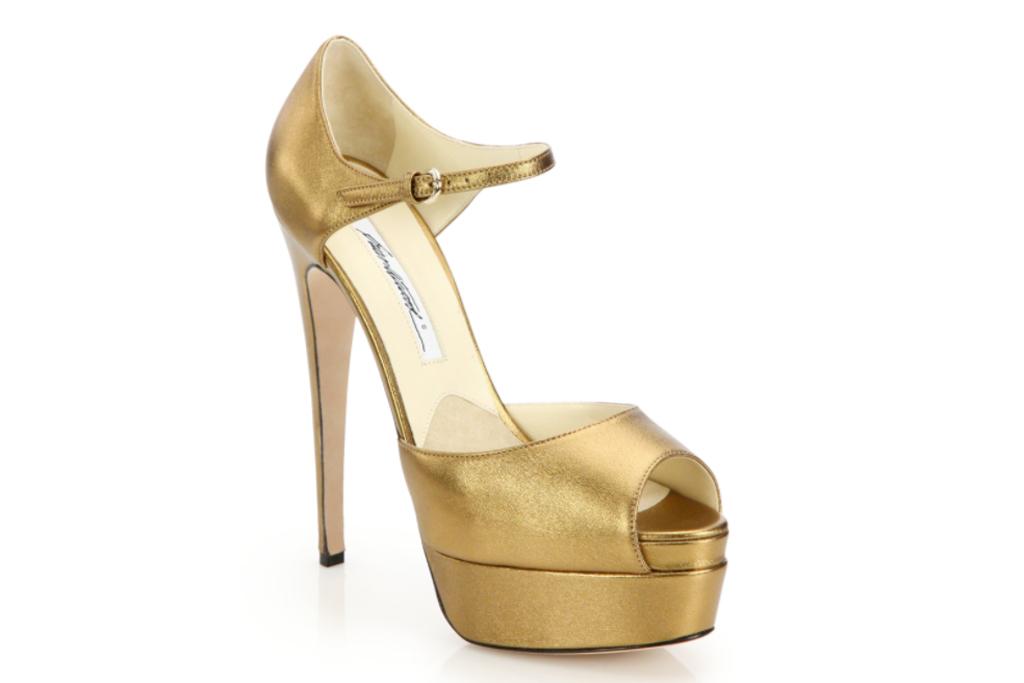 Brian Atwood Tribeca sandal.