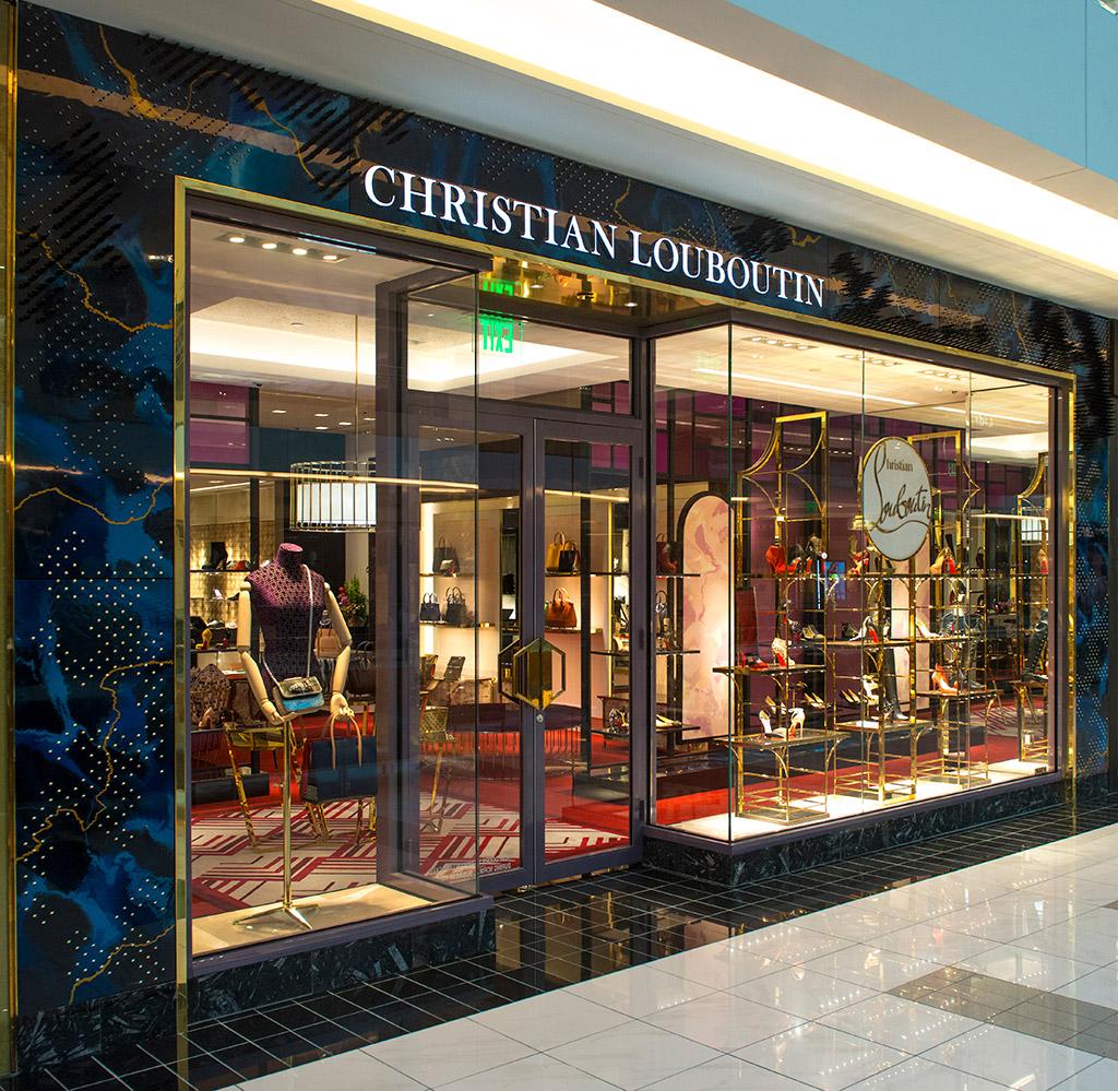 Christian Louboutin Houston Store
