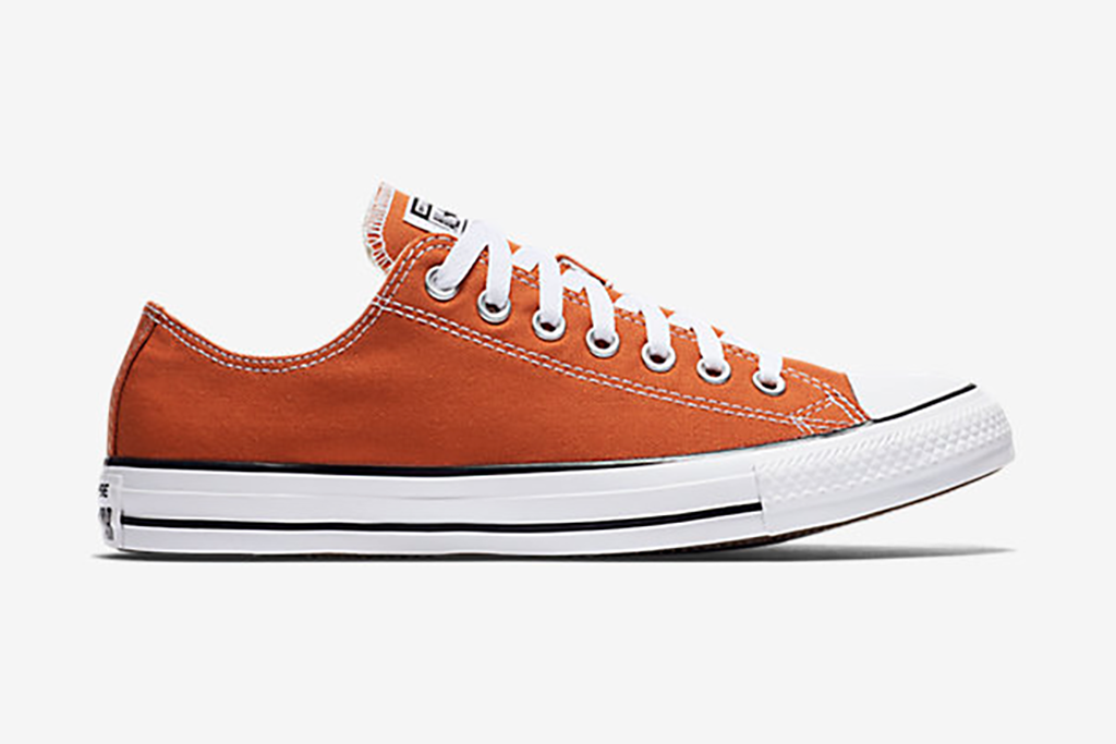 Pumpkin Spice Colored Shoes Fall '16