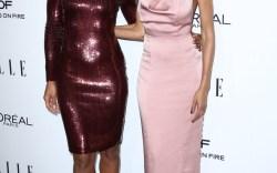 Kelly Rowland & Michelle Williams