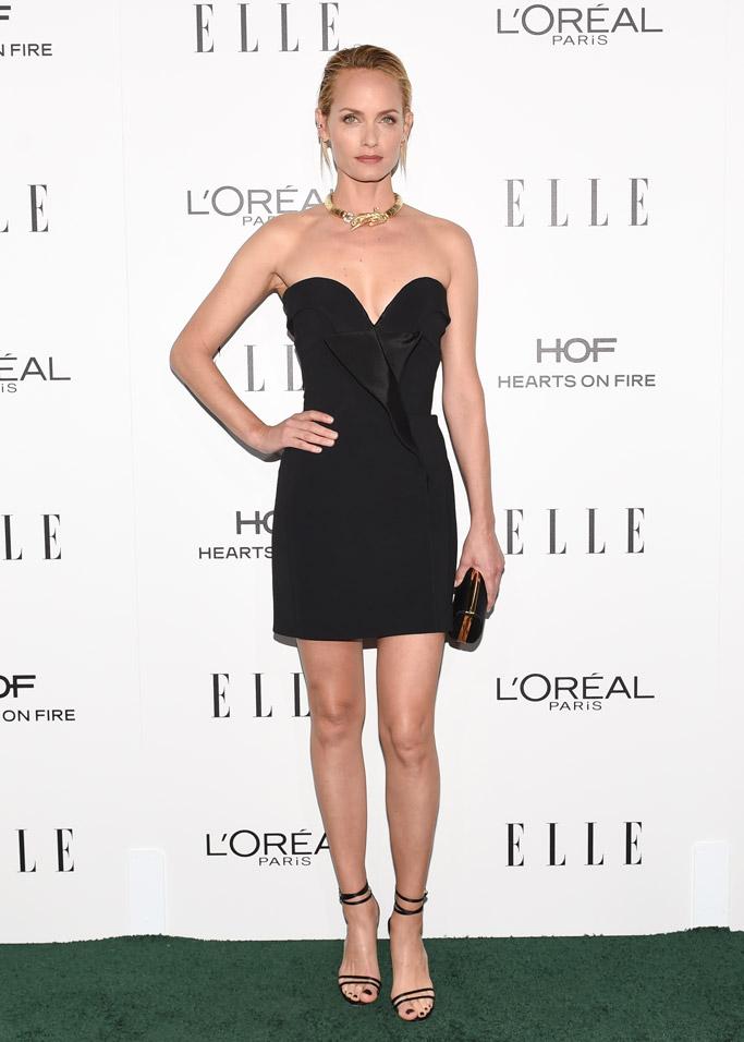 Amber Valletta Elle Women in Hollywood Awards