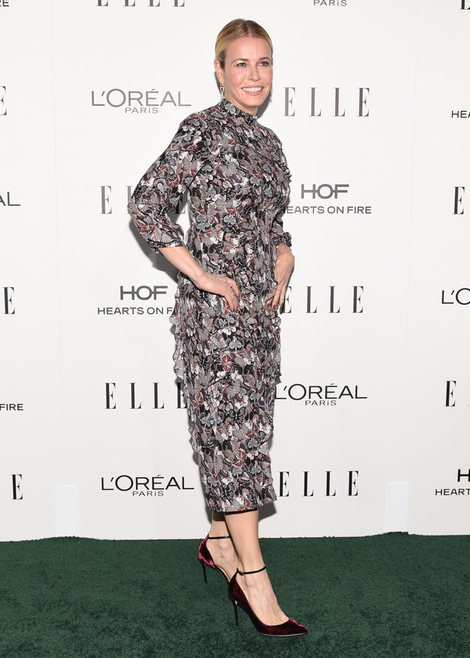 Chelsea Handler Elle Women in Hollywood Awards