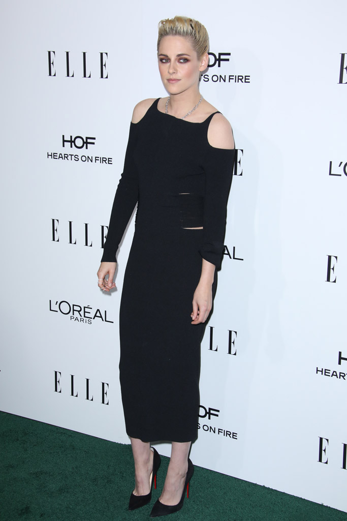 Kristen Stewart Elle Women in Hollywood Awards