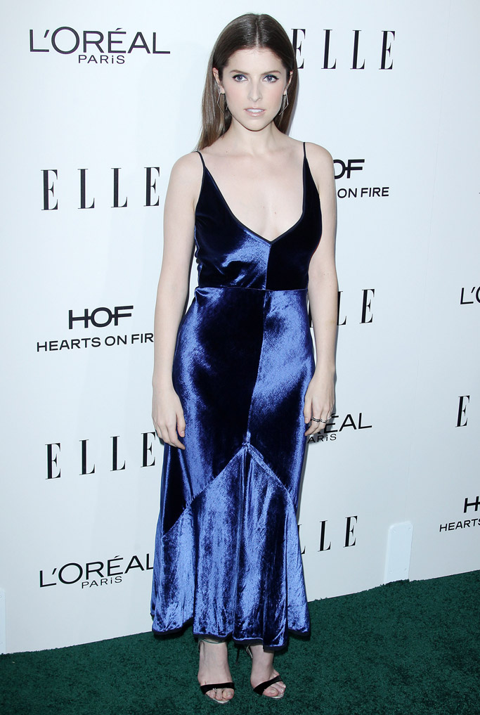 Anna Kendrick Elle Women in Hollywood Awards