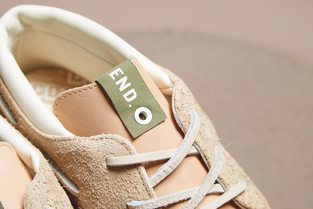 End x Adidas Consortium