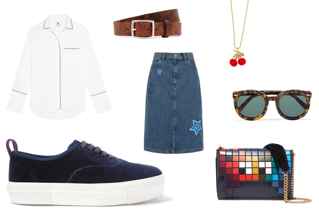 EYTYS Velvet Sneaker