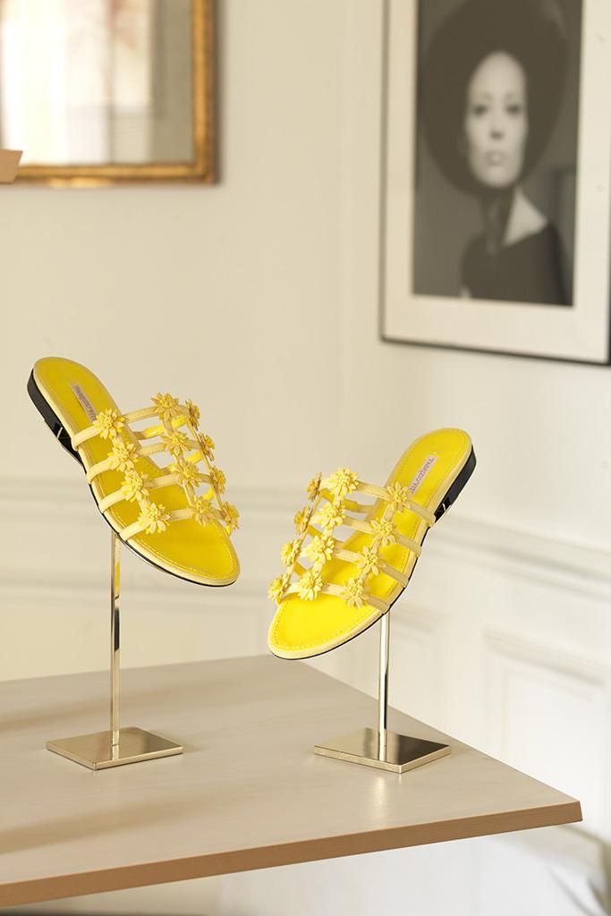 Fabrizio Viti spring '17 shoes.