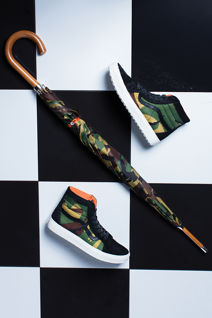 Vault by Vans new collaboration