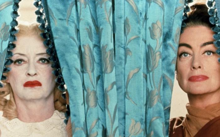 joan crawford bette davis whatever happened to baby jane feud