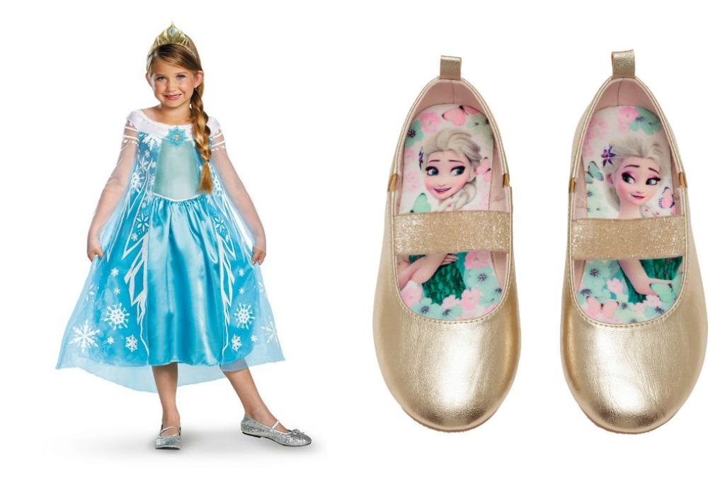 Frozen-Elsa-shoe