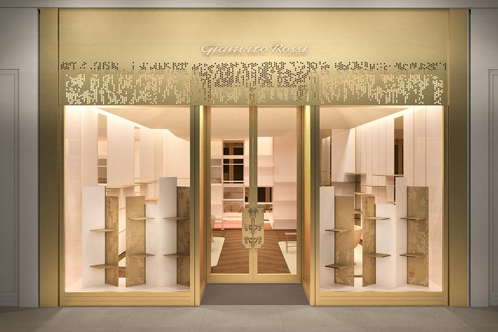 Gianvito Rossi Miami Store Opening