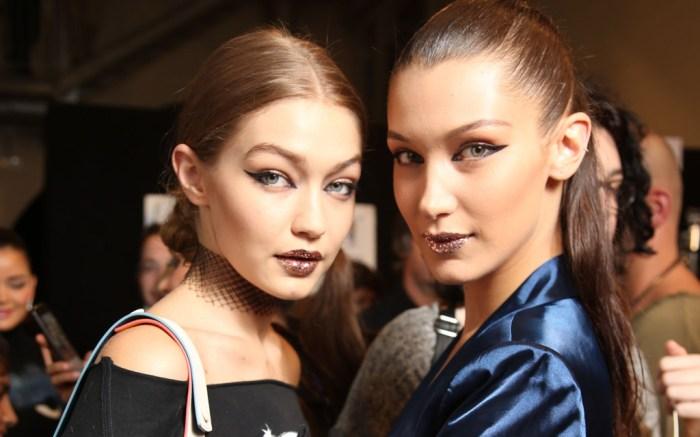 Gigi & Bella Hadid Victoria's Secret Fashion Show
