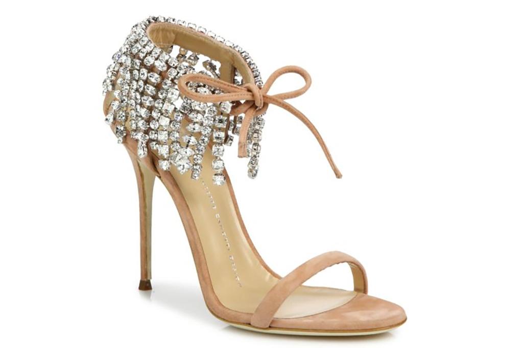 Gwen Stefani Shoes Italian State Dinner