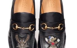 Gucci Disney Loafers