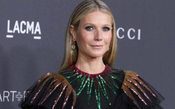 Gwyneth Paltrow lacma gucci art and