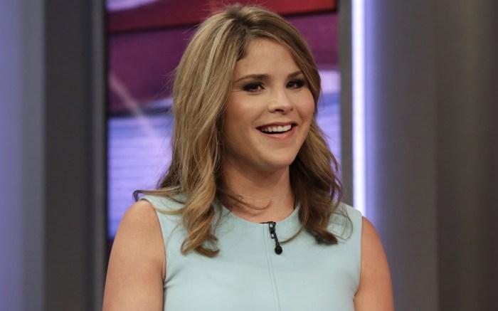 Jenna Bush Hager Today Show