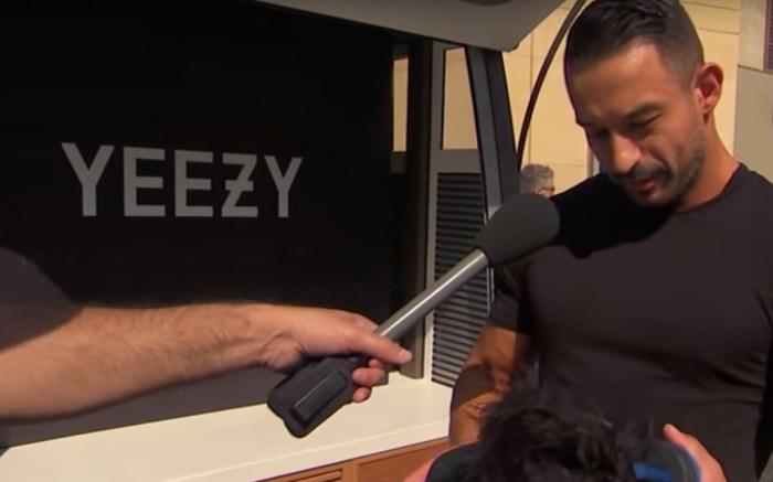 Jimmy Kimmel Yeezy Prank