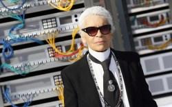 Karl Lagerfeld Chanel Spring 2017