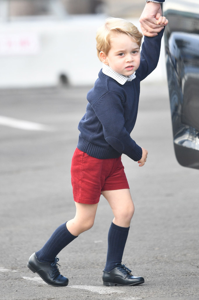 prince george shoes startrite