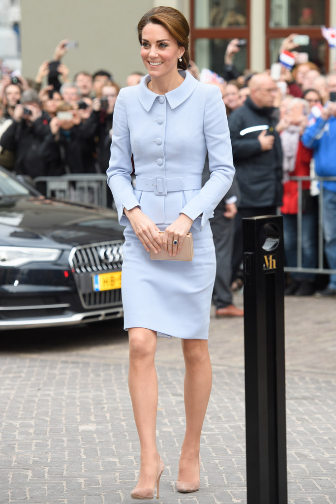 Kate Middleton Celebrity Shoe Style