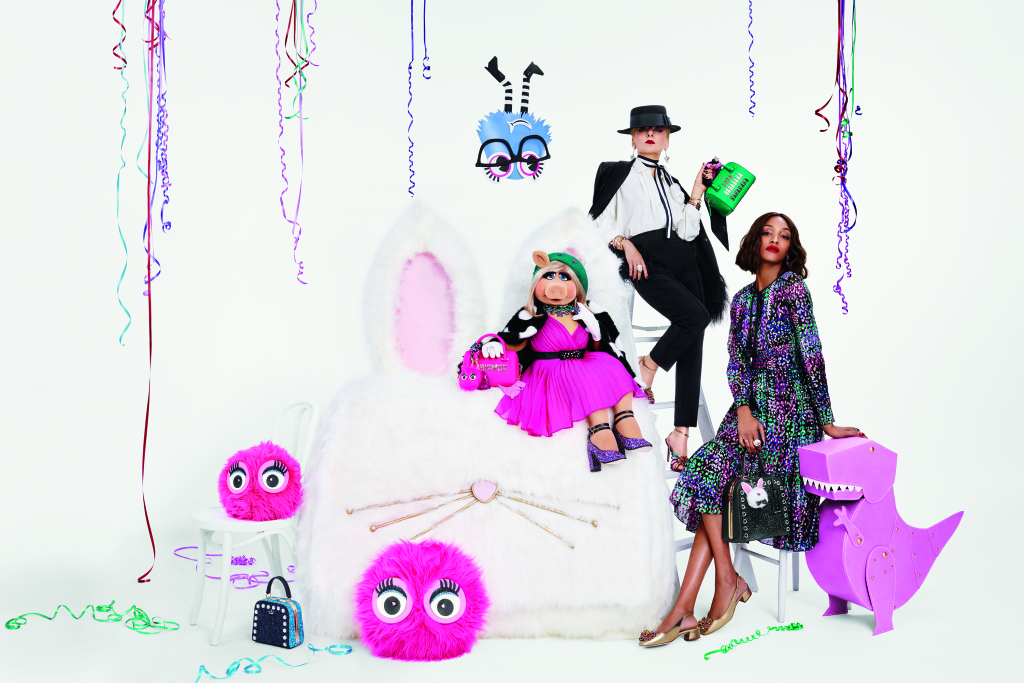 Kate Spade New York Holiday Campaign