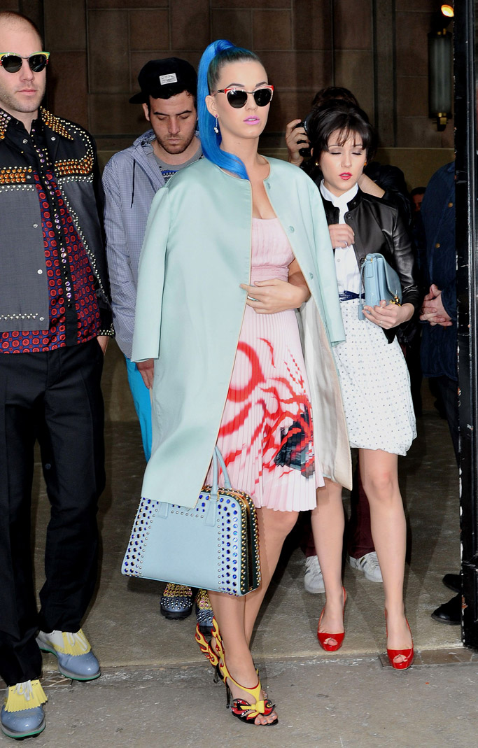 Katy Perry Craziest Shoes