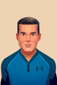 Kevin Plank of Under Armour