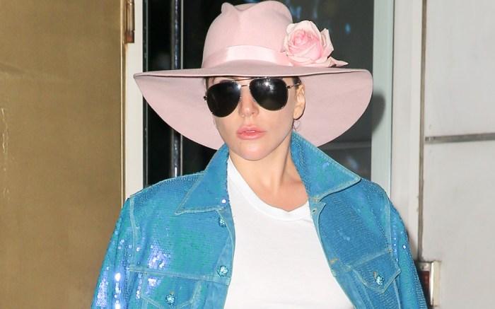 Lady Gaga Marc Jacobs Platforms