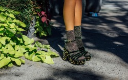 Leandra Medine's Net-A-Porter Shoe Collection