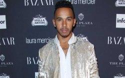 Lewis Hamilton Crashed Ellen DeGeneres Wearing