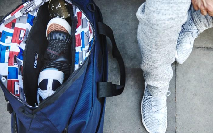 Lexdray Portland Sneaker Duffel