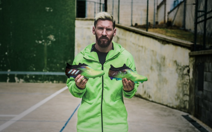 Lionel Messi Adidas 10/10 Cleats