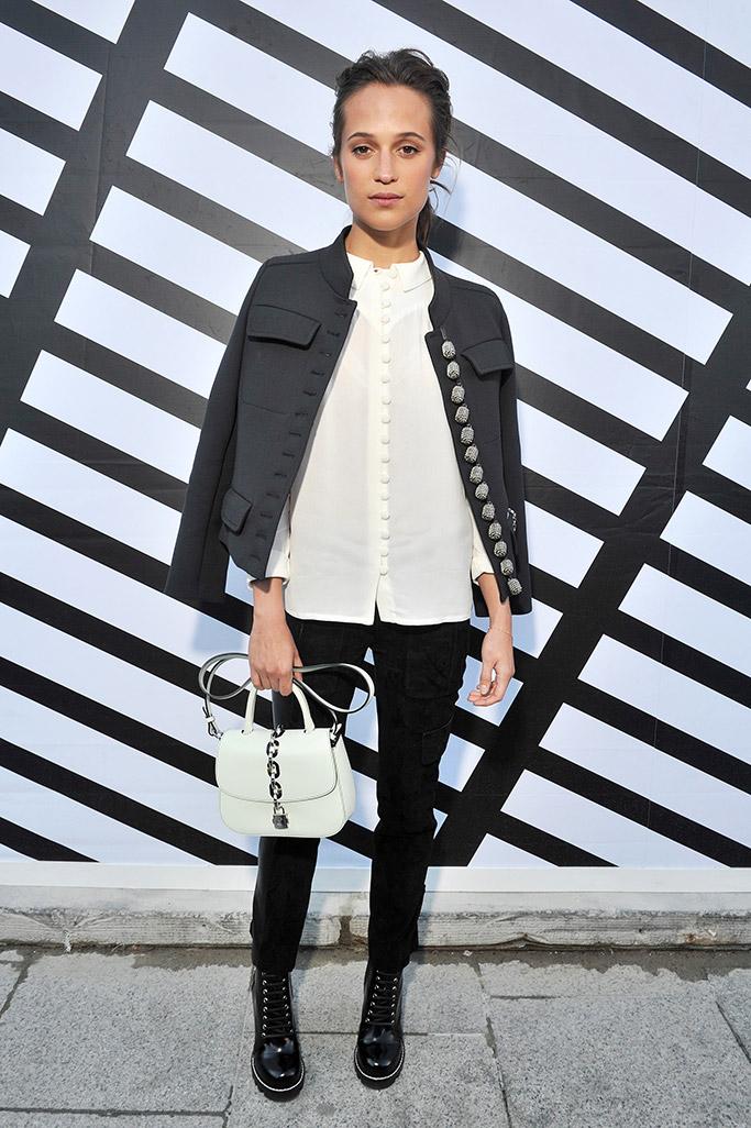 Paris Fashion Week Front Row