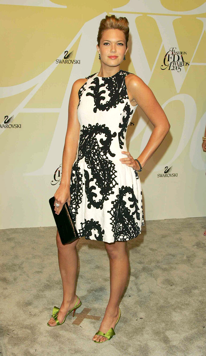 Mandy Moore Style