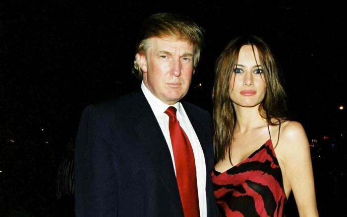 Melania Trump's Shoe Style: 2000