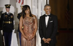 Michelle Obama White House State Dinner