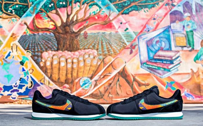 nike shoe palace lhm cortez latino history month