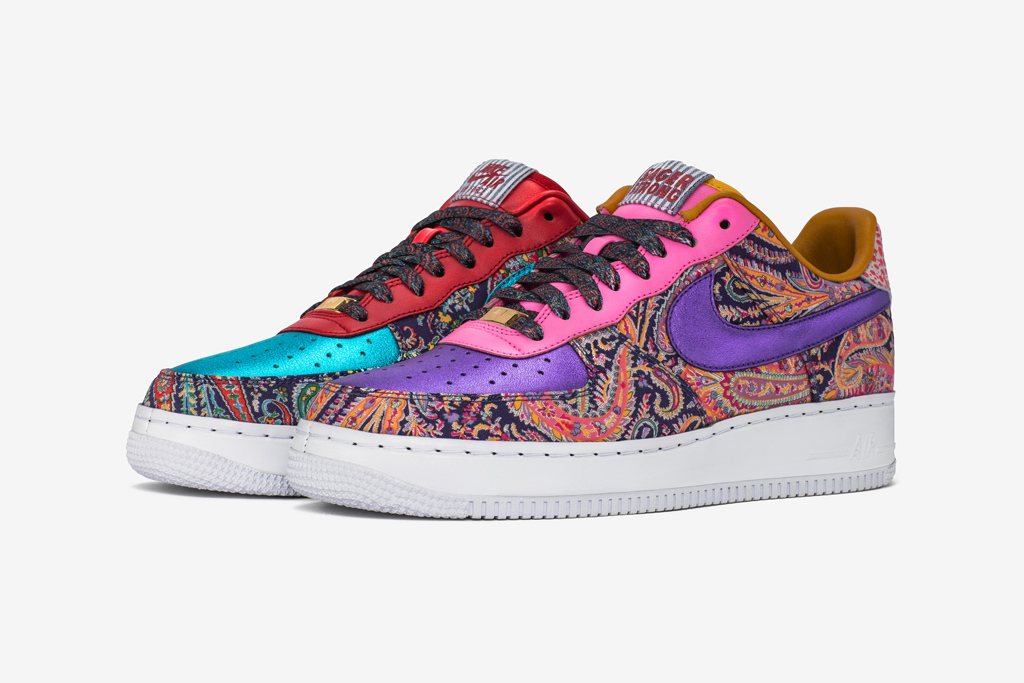 Nike Sagerstrong Air Force One Sneakers Auction