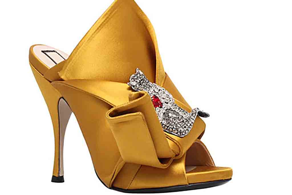 Feline Shoes for National Cat Day