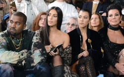 Paris Fashion Week Front Row
