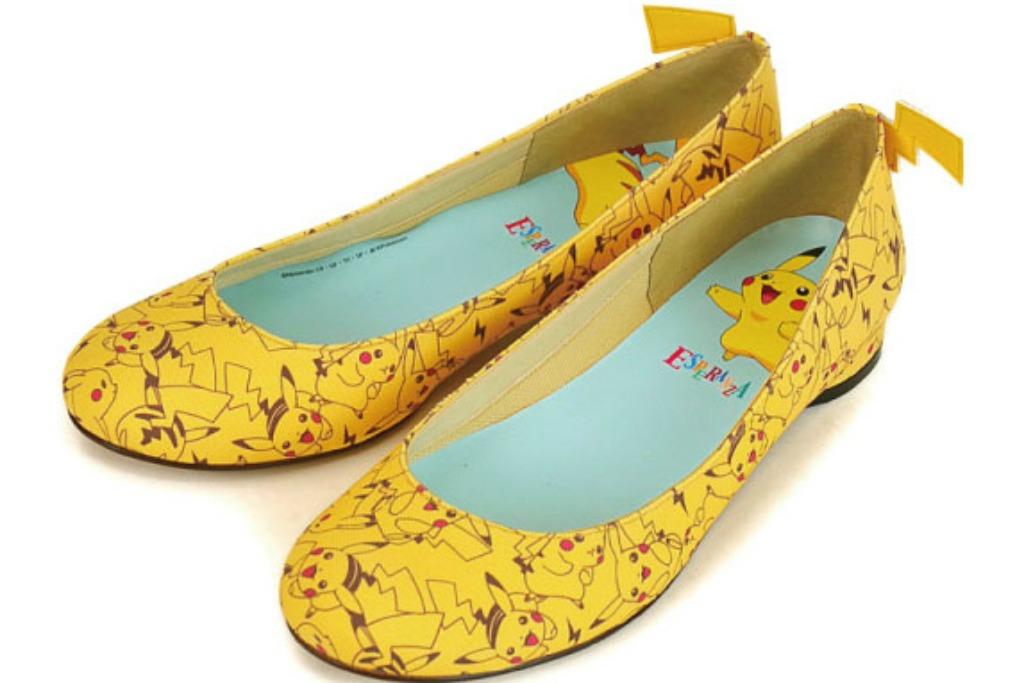 Pikachu-Shoe