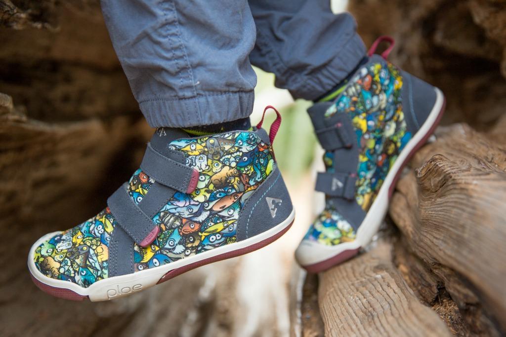 Kids' Shoe Brand Plae Unveils Latest