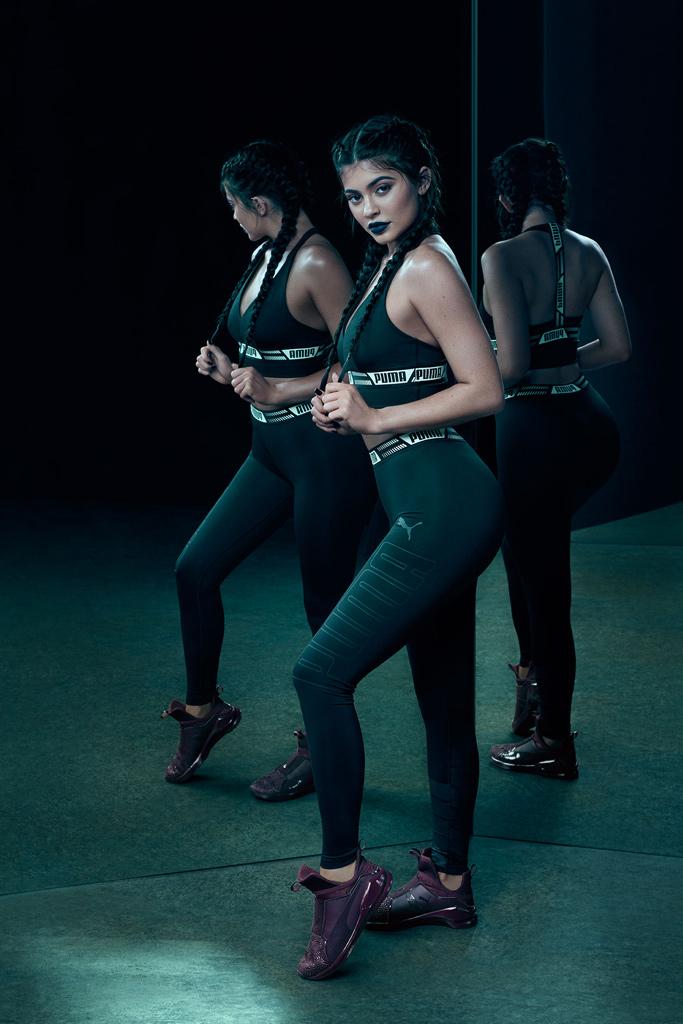 Puma Fierce KRM Trainers Kylie Jenner