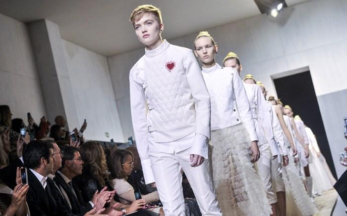 Christian Dior spring '17, Paris