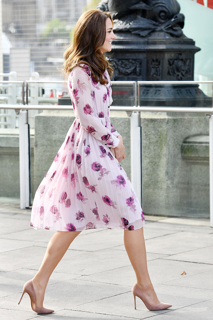 Kate Middleton Gianvito Rossi Pumps