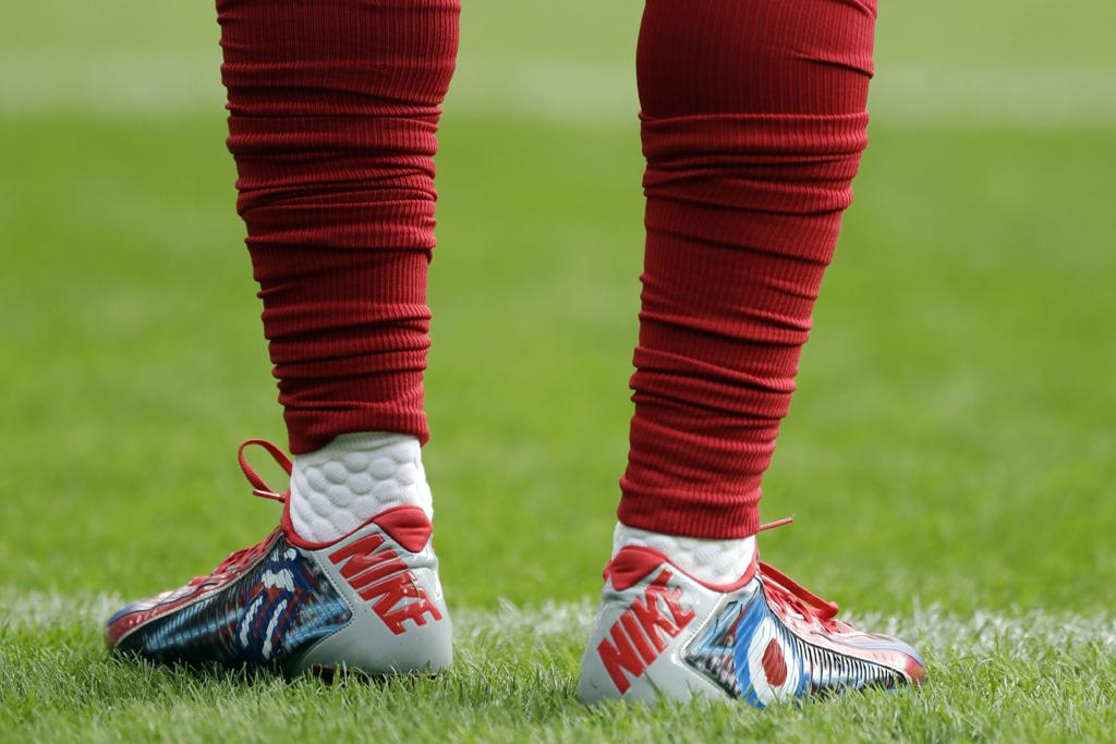 Odell Beckham Jr.'s Custom Cleats