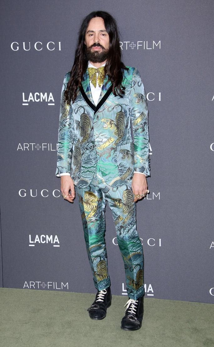 Alessandro Michele lacma gala