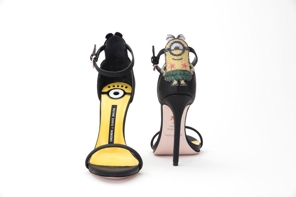 ruthie davis minions shoes